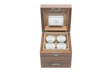 4-Strain Cannador® (with drawer)
