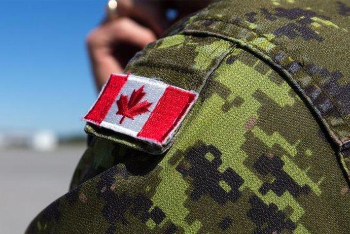 Canadian Military Cannabis Laws