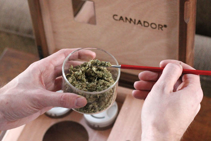 Products That Go Perfectly with Cannador - Luxury Marijuana Products
