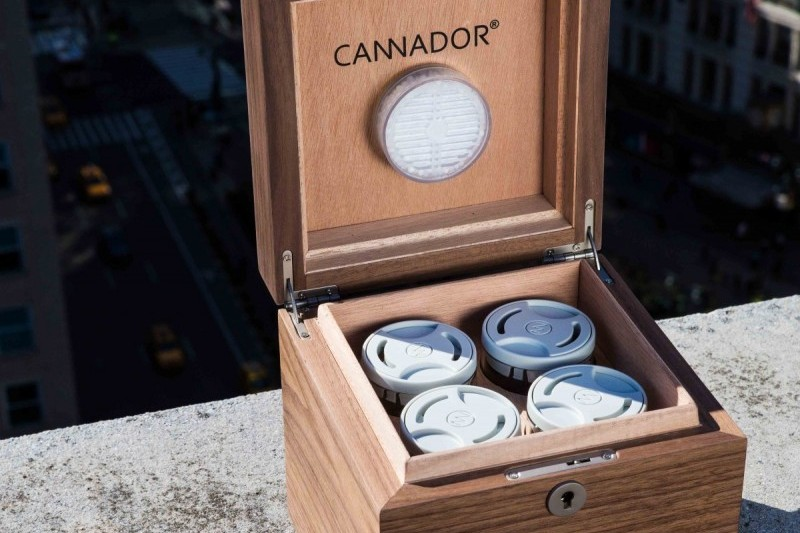 Cannabis Container Storage Methods