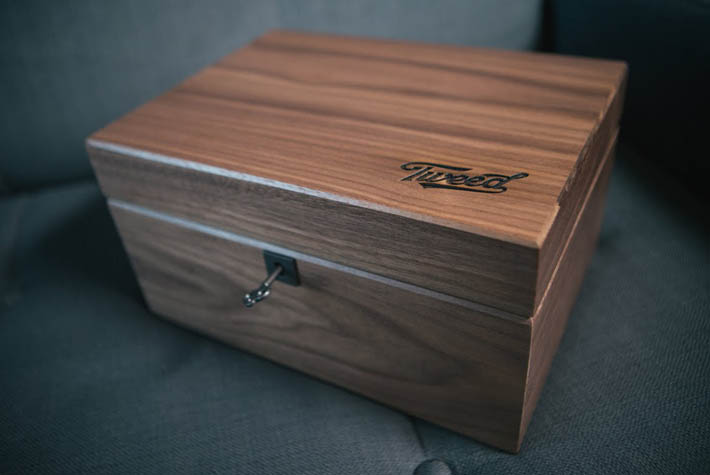 Canadian Tweed Cannabis Humidors | Cannador.ca