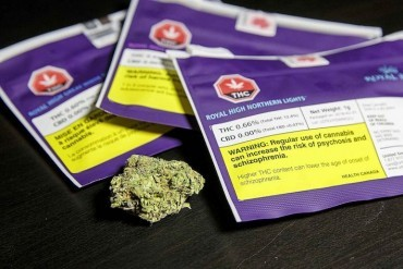 Cannabis Packaging in Canada