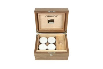 4-Strain Cannador® Storage Box (with nook)