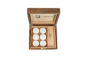 6-Strain Cannador® Storage Box (with nook)